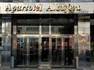 Apartotel Albufera | Entrada