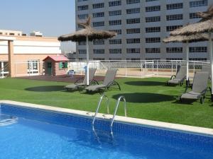 Apartotel Albufera | Piscina